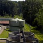 Anlage zur Speicherung von umweltfreundlichem Biogas, das der energetischen Verwertung zugeführt wird