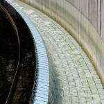 Das Endprodukt: Geklärtes Abwasser, bereit, um wieder in den Wasserkreislauf eingeführt zu werden.